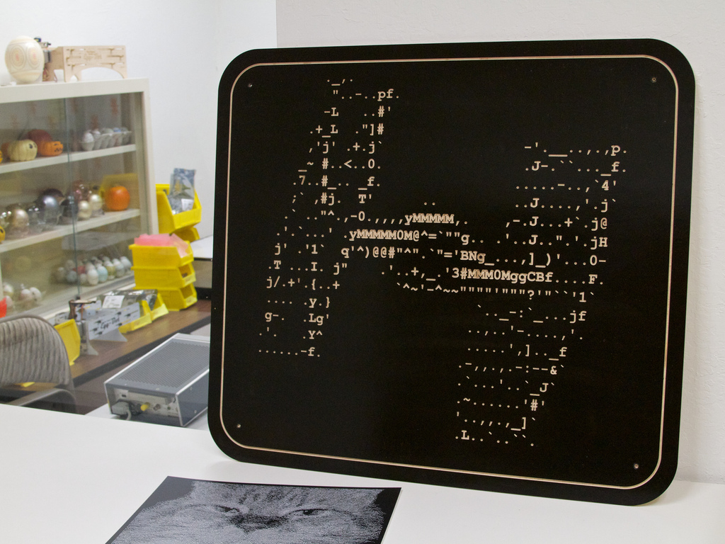 ascii art tie fighter